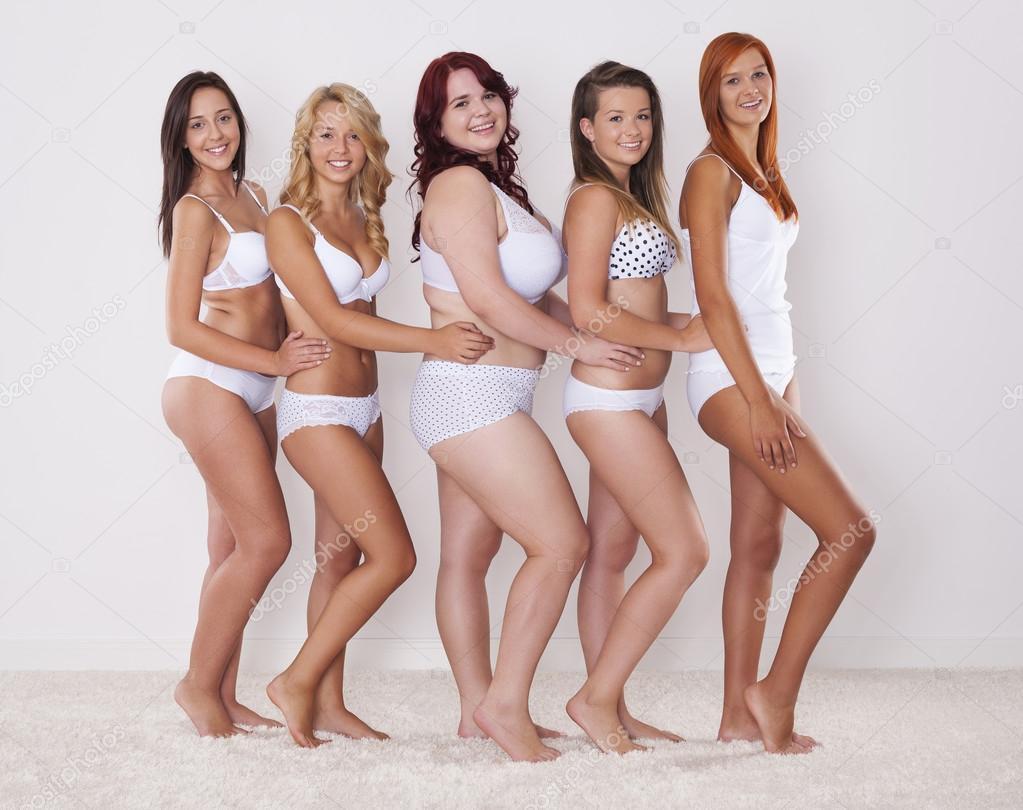 группы девочек фото интим