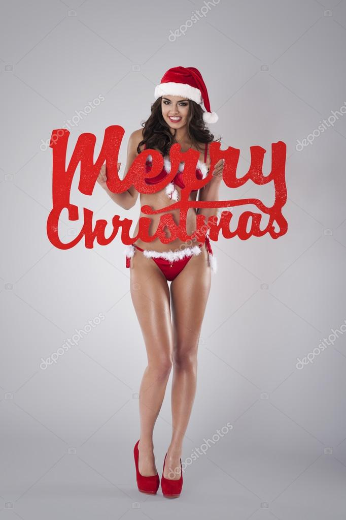 Christmas sexy pic