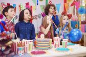 Fotografia Bambini alla festa di compleanno