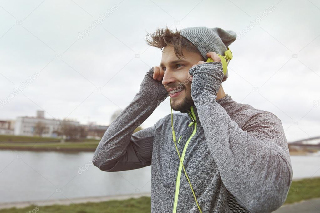 Music is motivation for running