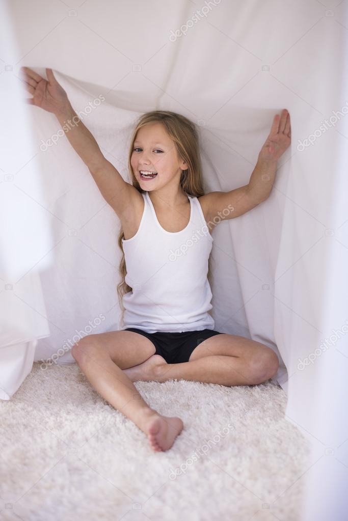 Massage Mädchen versteckt