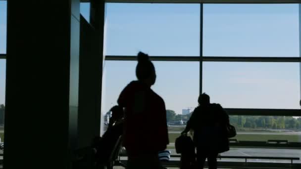 Oblast odletu na letišti