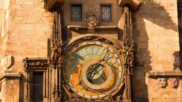 Starobylé astronomické hodiny. Časová prodleva 4k