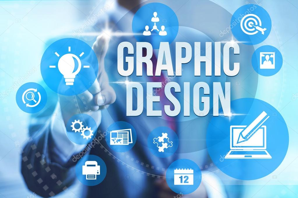 Graphic design illustration