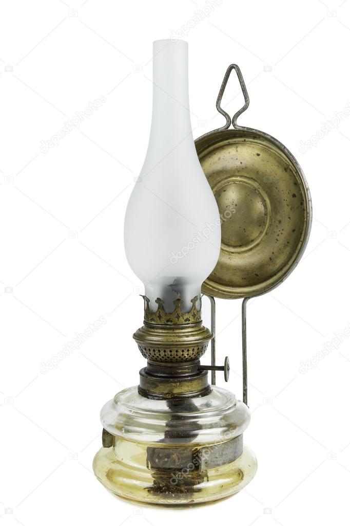 Vecchia Lampada Ad Olio Foto Stock C Carlos Velayos 52548619