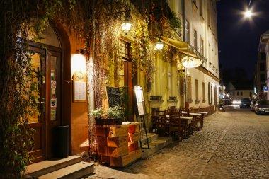 Kazimierz, former jewish quarter of Krakow, Poland