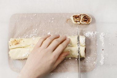 How to make palmier biscuits - french cookies
