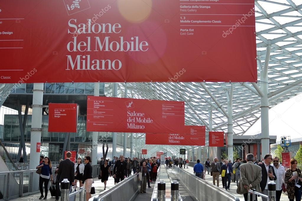 Salone del mobile 2015 – Stock Editorial Photo © miqu77 #71564759