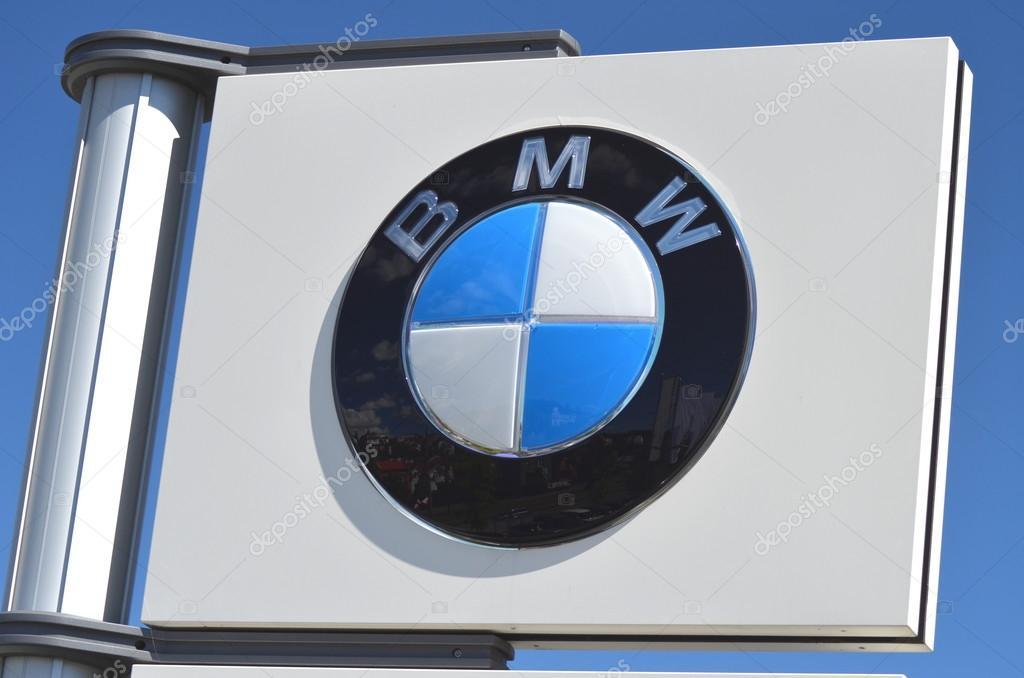 Logo Of Bmw Stock Editorial Photo Dariosz 120928062