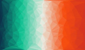 Abstract background with geometric and poly pattern