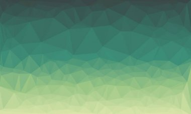 Abstract geometric background with poly pattern stock vector
