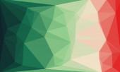 abstraktní barevné polygonální pozadí
