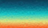 barevné geometrické pozadí s mozaikou designu