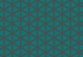 Nahtloser abstrakter Hintergrund mit geometrischen Elementen