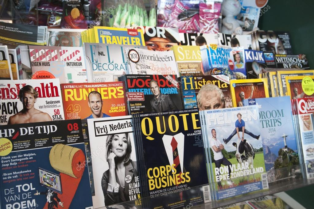 magazines #hashtag