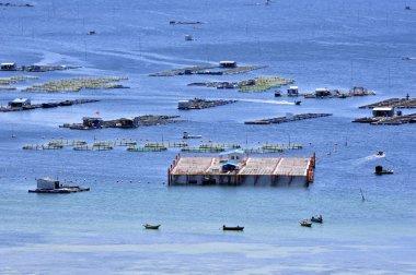 Sanya on Hainan Island in Southeast China