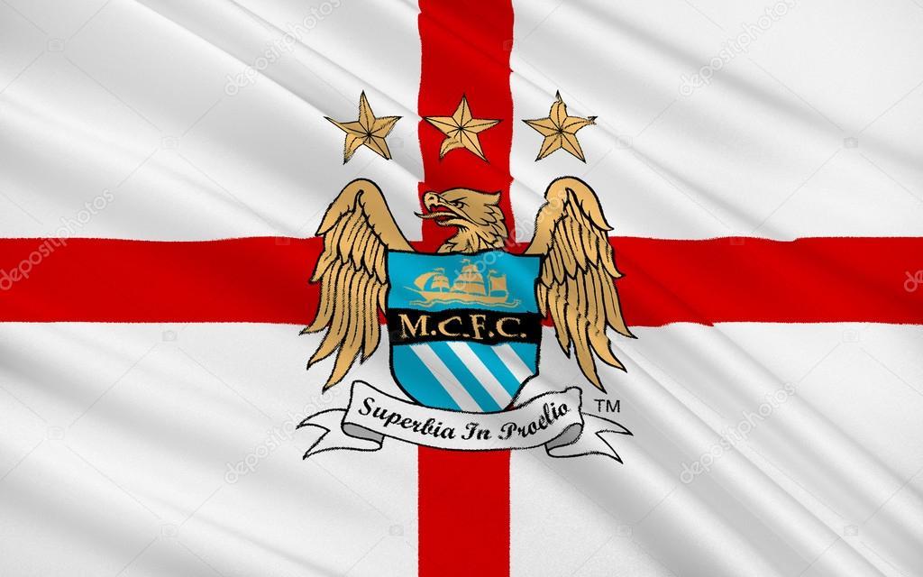 Etihad Stadium Wallpaper Flag Football Club Manchester