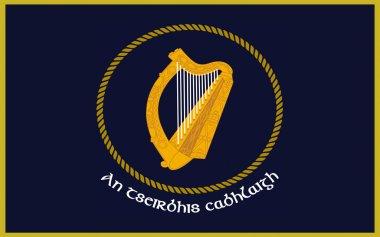 Flag Irish Naval Service