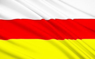 Flag of Ossetia