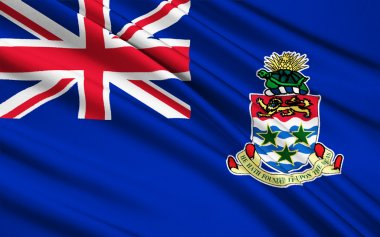 Flag of the Cayman Islands - Tax Haven