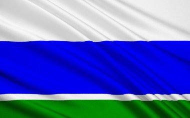 Flag of Sverdlovsk Oblast, Russian Federation