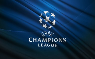 Flag of UEFA Champions League
