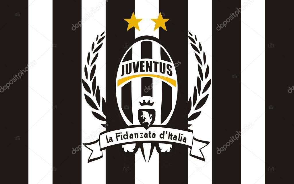 Flag Football Club Juventus Italy Stock Editorial Photo C Zloyel 88939108