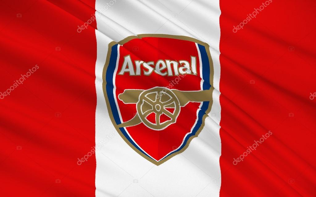 Arsenal Fc Wallpaper Hd Flag Football Club Arsenal