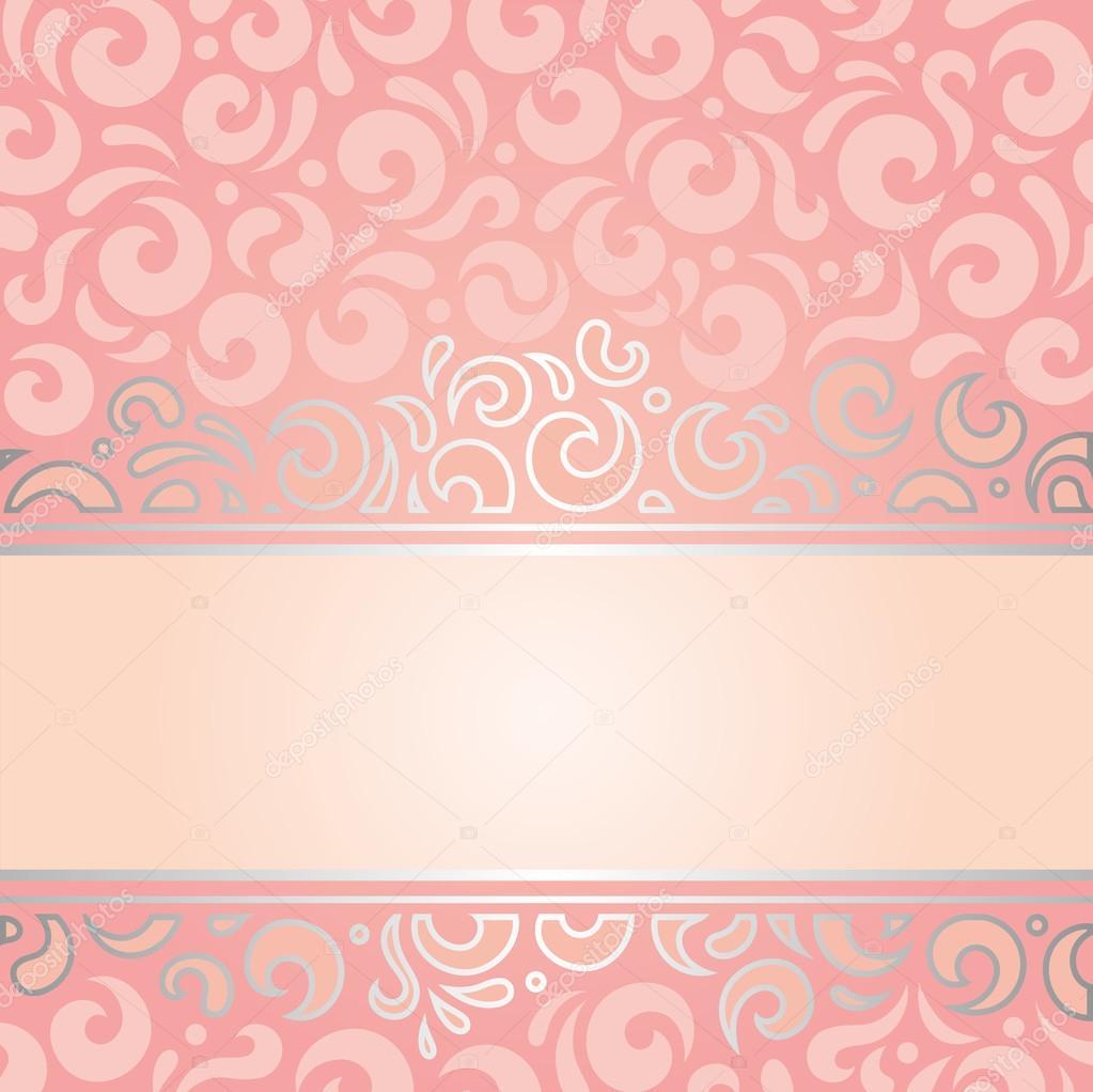 design de papel de parede vintage retr u00f4 convite decorativo Baby Shower Clip Art Templates clipart for baby boy shower invitations