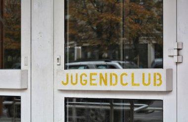 Youth club in Berlin