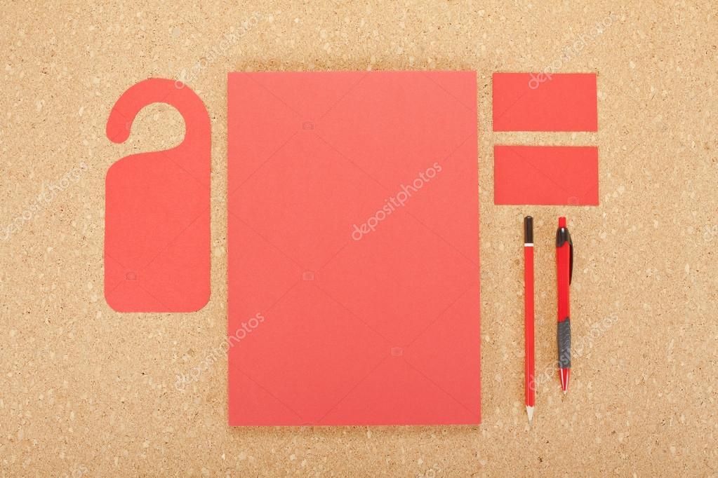 Papeterie Blanc Bord De Lige Compos Cartes Visite A4 Papier En Tte Plume Et Crayon Image Fontgraf