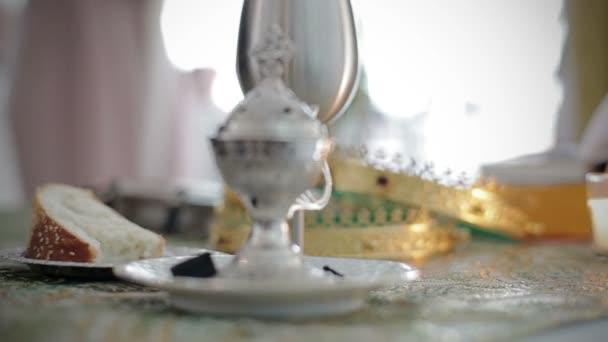 Traditional Orthodox Wedding Table