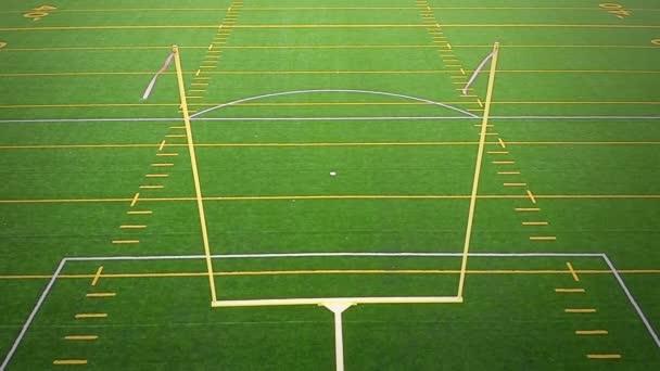 Amerikai futballpálya