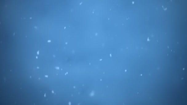 Varázslatos tündér hóvihar