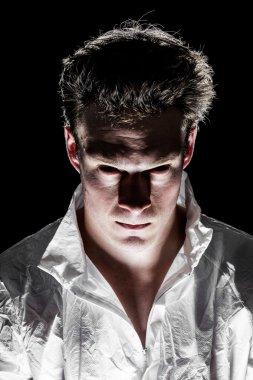Obscure Freaky Psycho Man