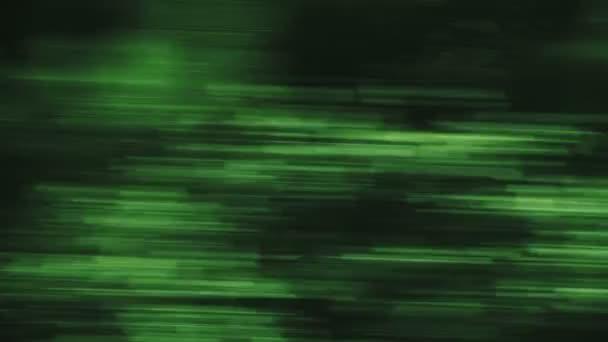 Rozmazaný stromy pohled z okna spěšný vlak