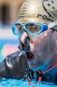 Volný potápěč končí statické apnoe výkon až po několika minutách