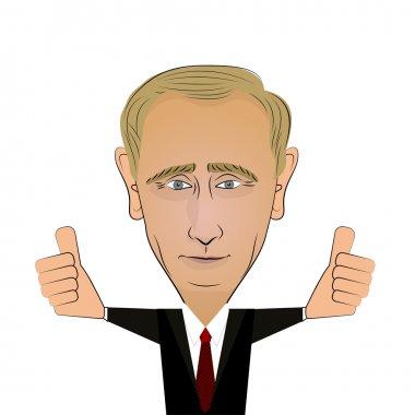 August 10, 2016: Russian President Vladimir Putin