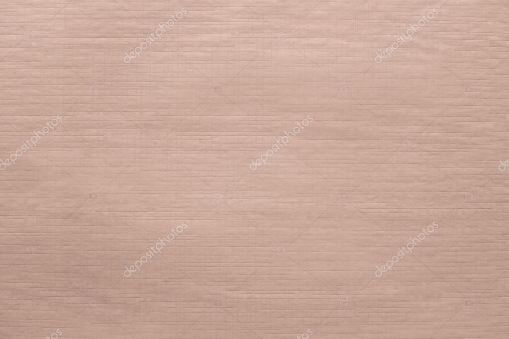 Texture of thin glossy paper apricot color — Stock Photo