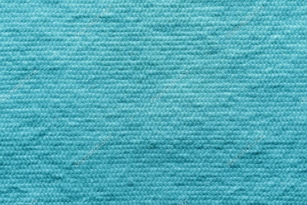 textura de tela de color azul celeste de alagodn Fotos de Stock