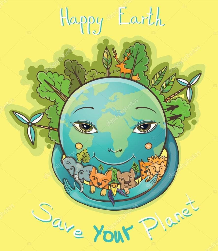 saving mother earth Let us save this life saving green gold for ourselves and our future generations by saving planet earth free online save mother earth ecards on earth day.