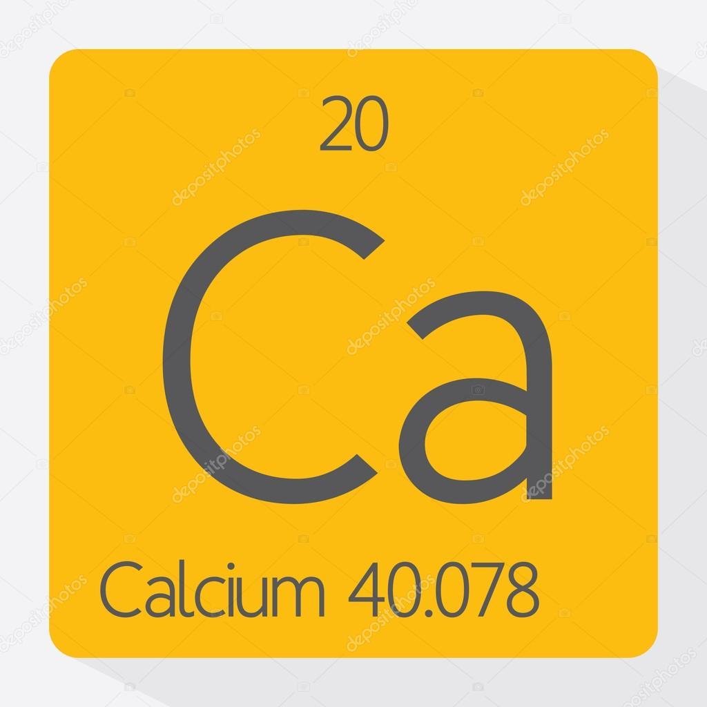 Periodic table calcium stock vector branchecarica 101720128 periodic table calcium stock vector buycottarizona