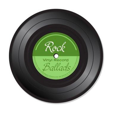 Rock Ballads vinyl record