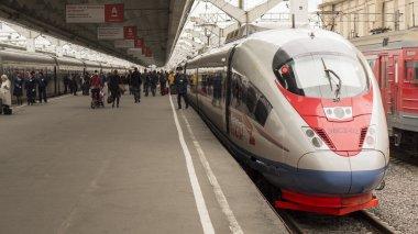 High-speed train Sapsan
