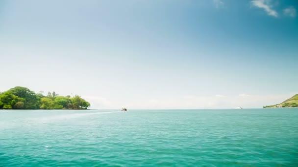 Taxifahrt mit Passagieren in Mauritius