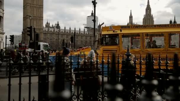Westminster, a Parlament-téren
