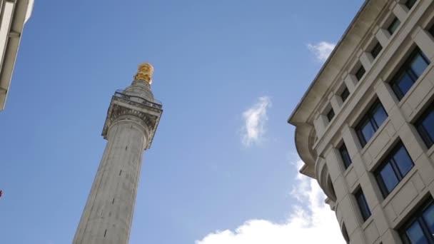 Denkmal für das große Feuer von London