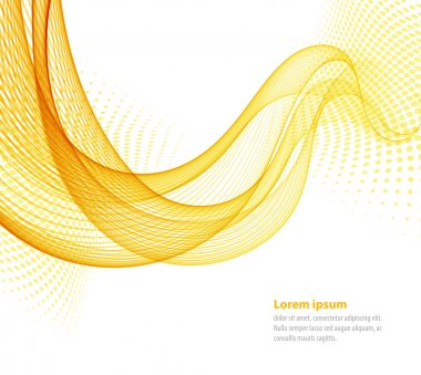 Vector smooth abstract waves