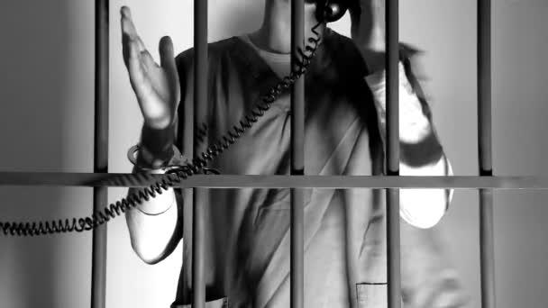 Vězeň na telefonu