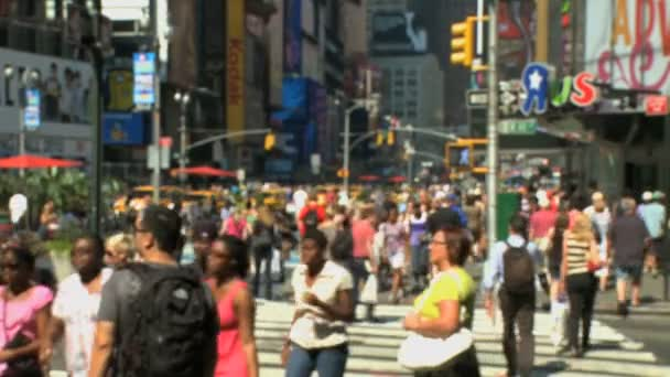 Times Square Pedestrians (1 of 3)